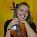 Megann Greenlees, 2005, Music Major, Undergrad and Masters at Cleveland Institute of Music